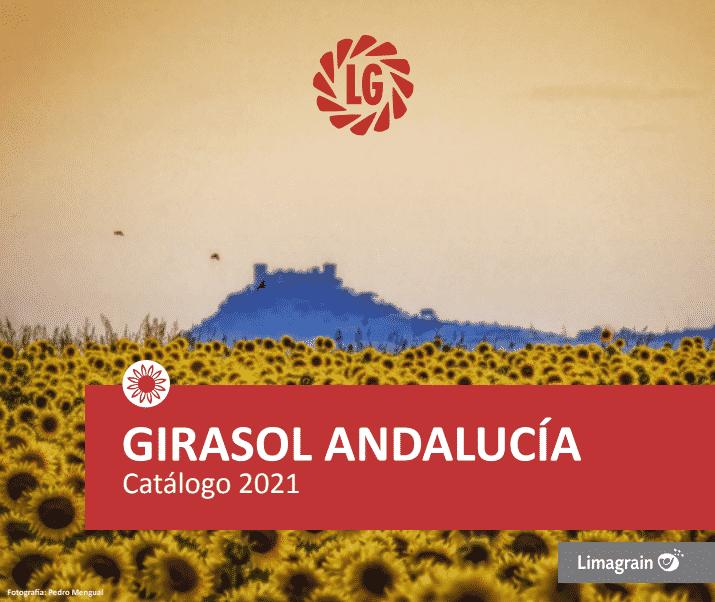 CATALOGO GIRASOL ANDALUCÍA 2021
