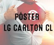 POSTER LG CARLTON CL