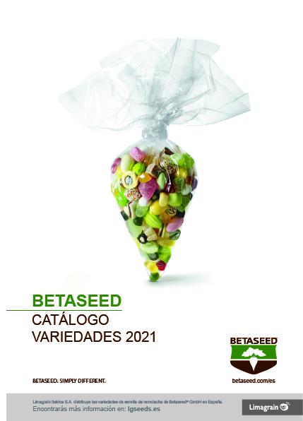 2021 CATALOGO REMOLACHA BETASEED