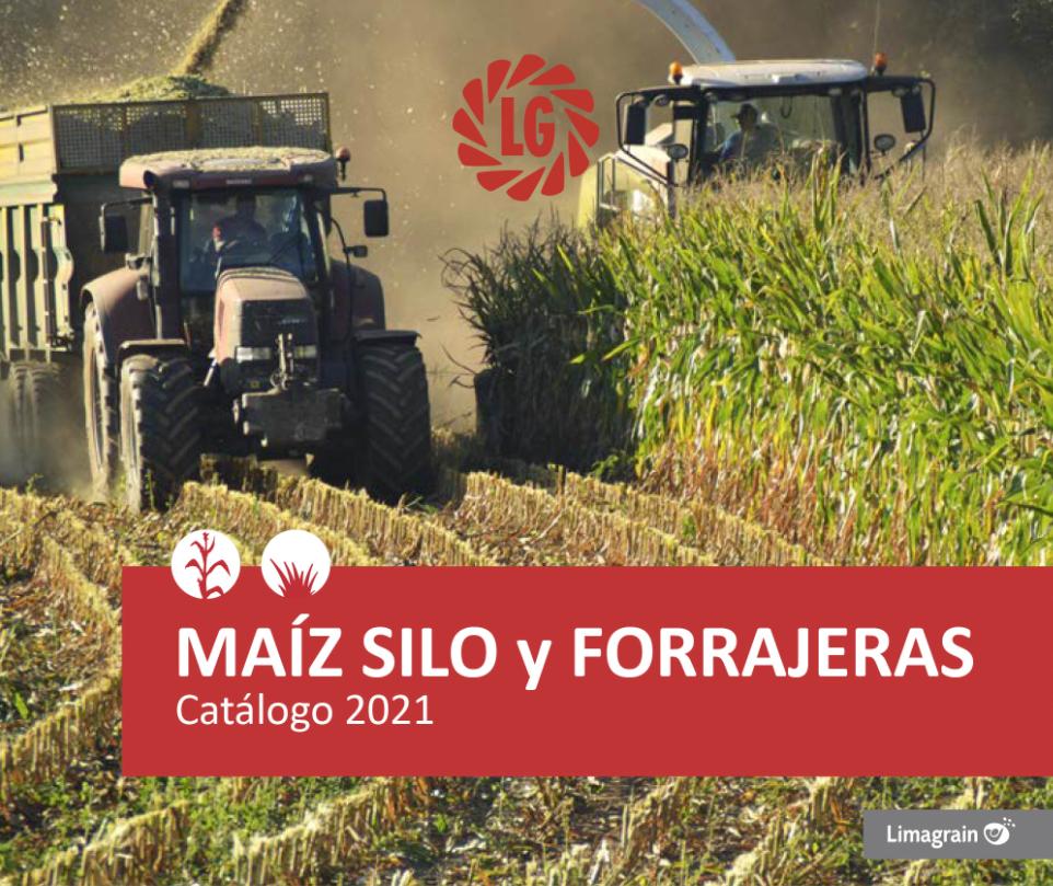 Catálogo Maíz Silo y Forrajeras