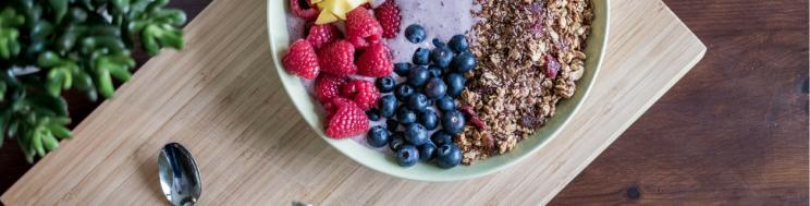 Be Blue: Comer sano y equilibrado: una cuestión de cantidad