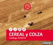 Catalogo cereal y colza