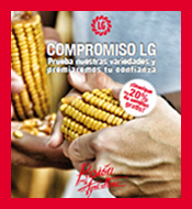 Compromiso LG maíz