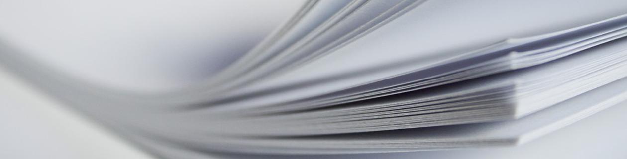 Be Blue: Reduzcamos el consumo de papel en la oficina