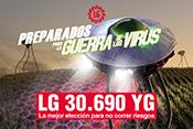 LG 30.690 YG La mejor elección para no correr riesgos